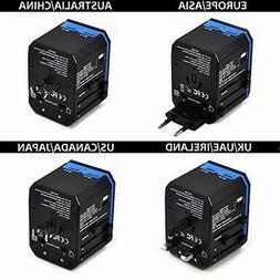 International Power Adapter, Ceptics World Travel USB Type C