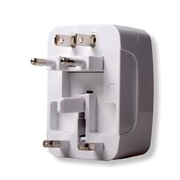 HTTX International Universal Travel Charger, All in One Powe