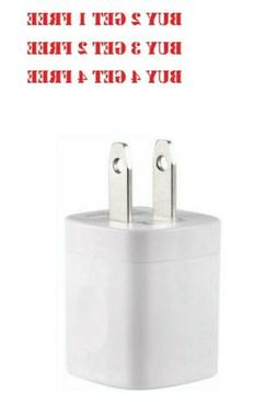 FOR iPhone 11 8 7 6 5 1A USB Power Adapter AC Home Wall Char