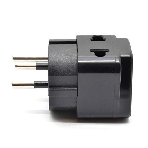 OREI 2 1 USA to Travel Adapter - 4 Pack,