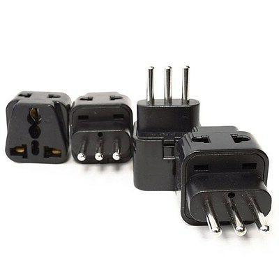 1 israel adapter plug