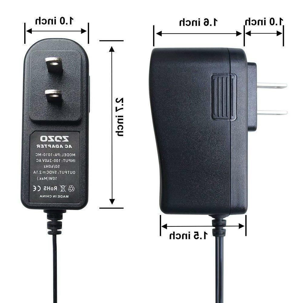 ZOZO 5V Universal Power Adapter