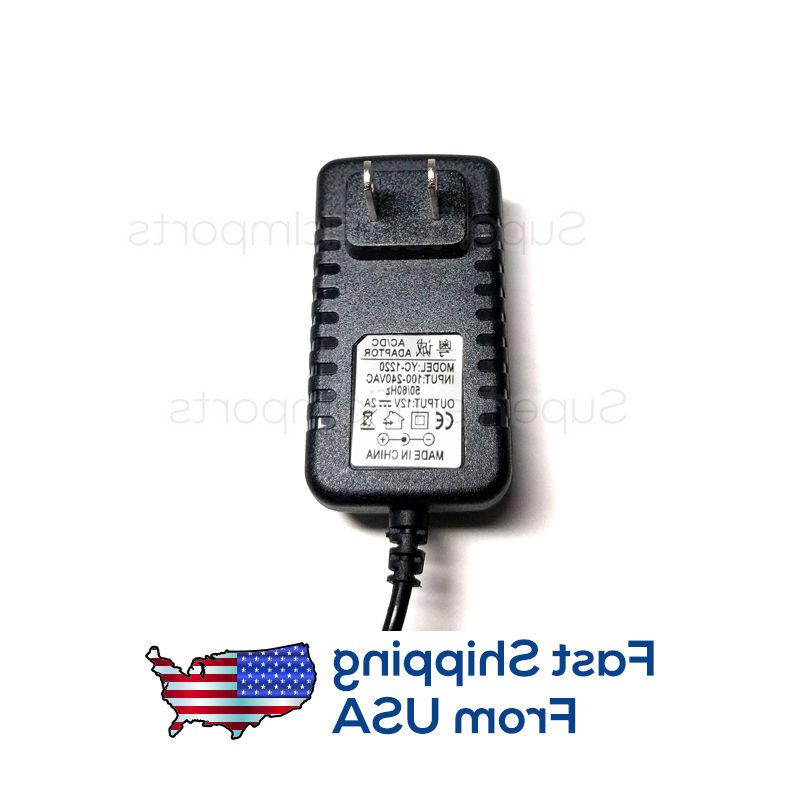 12V Strip Power 🔌🔆, 24W 3528, 5630, 5050