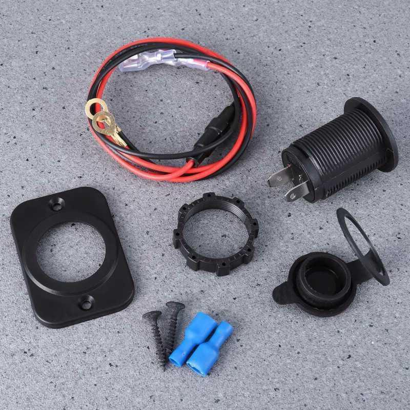 WINOMO 10-24V Car Auto USB Power Adapter Durable