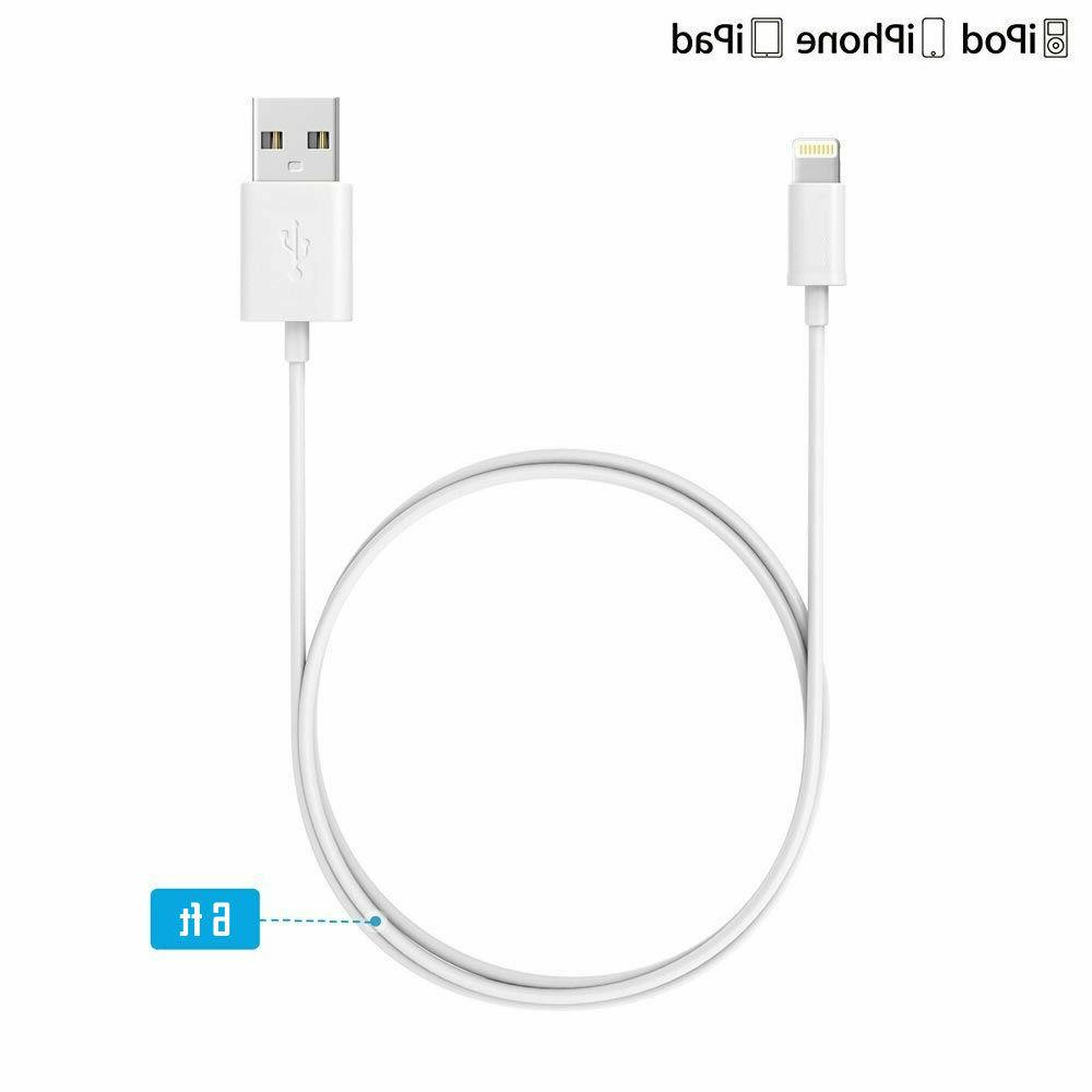12W Wall Charger Apple iPad 2 4 Air Cable