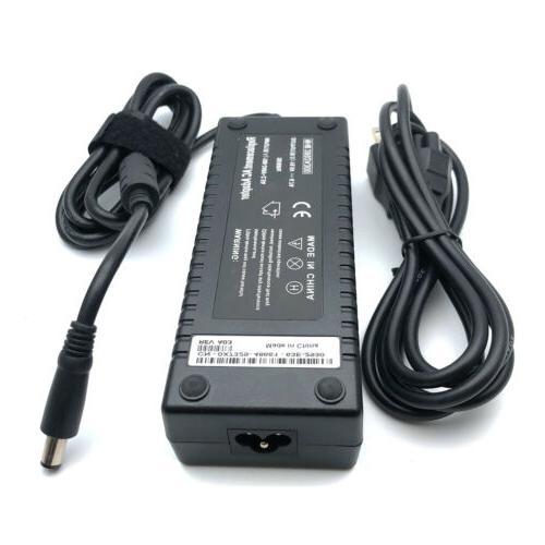 New Genuine for Dell 130W Laptop Power Adapter DA130PE1-00 JU012 WRHKW JVCH5
