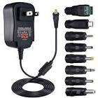 SoulBay 15W 3V 4.5V 5V 6V 7.5V 9V 12V AC DC Adapter Switchin