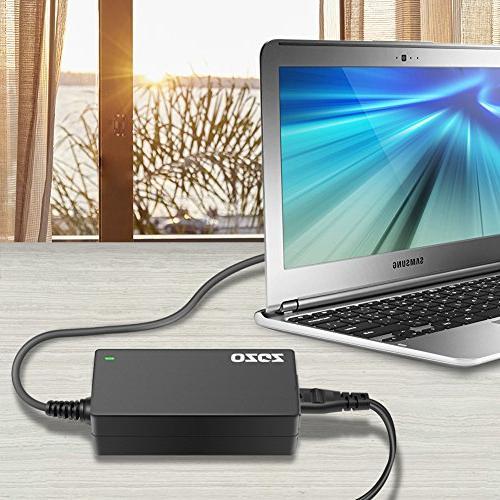 ZOZO 10Ft 40W 3.33A 2.26A Laptop XE303C12-A01, Xe500c12, Xe503c32, Xe500c13,
