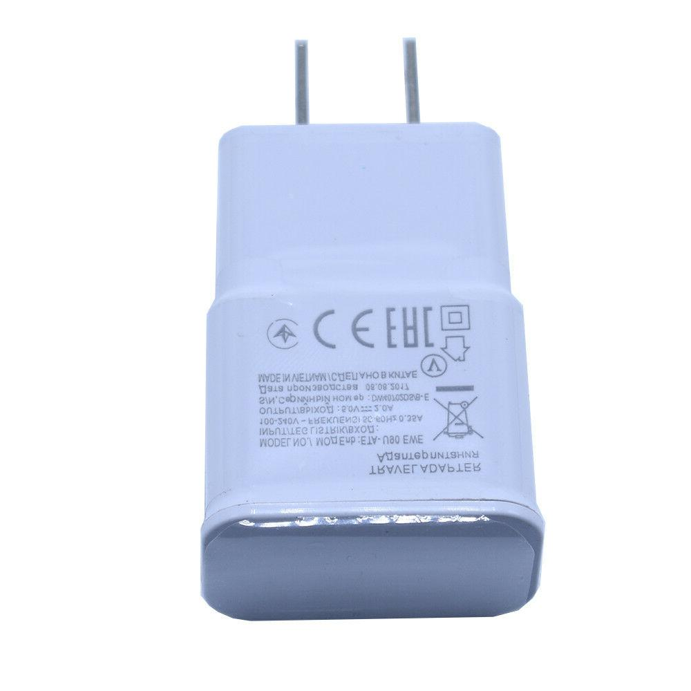 Fast Charger 2A USB Power Adapter S8/9 Note