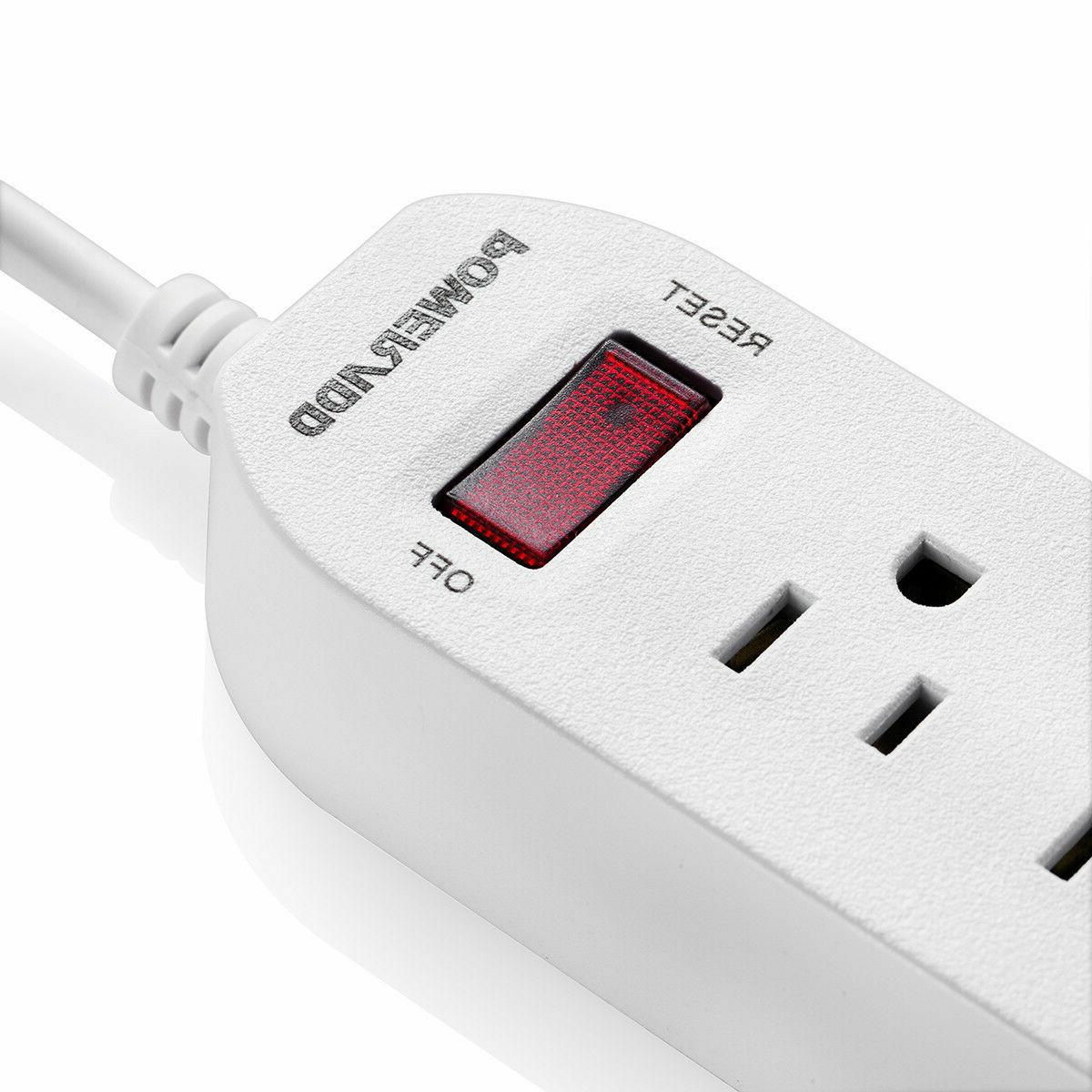 Poweradd Outlet Power 3 Adapter
