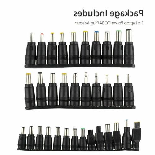 34 Tips Power Adapter Jack Kit For Notebook