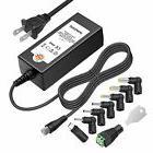 36W Universal AC Power Adapter Household Electronics 5V 6V 7