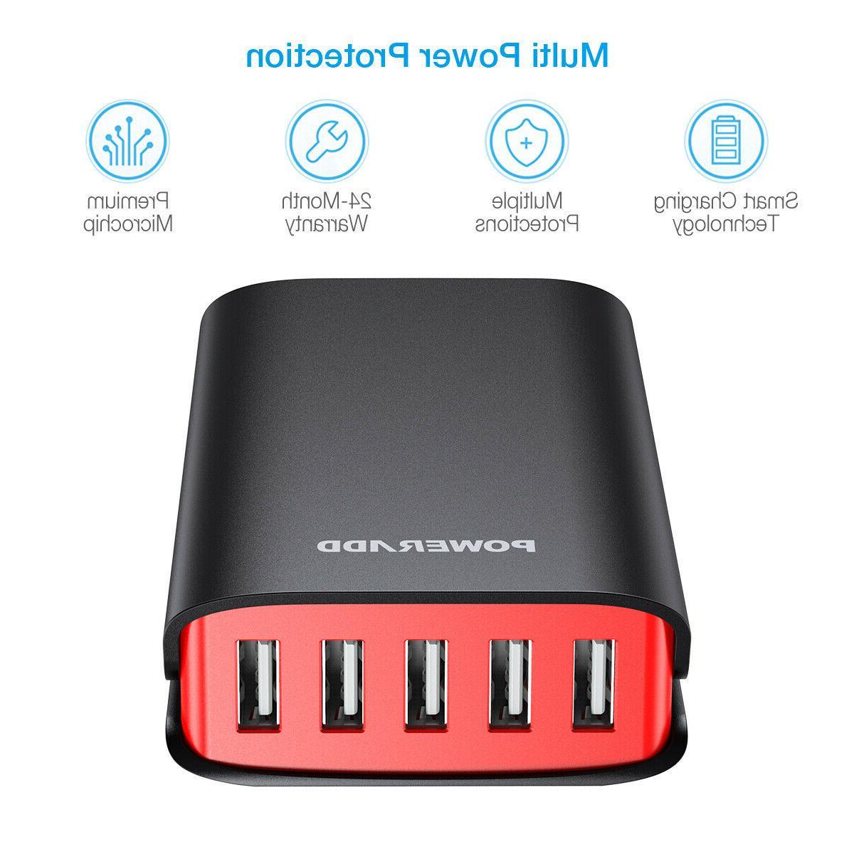 40W USB Smart AC Power