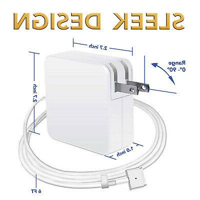 "45W 14.85V Adapter Power Macbook 13"" A1466 A1436"