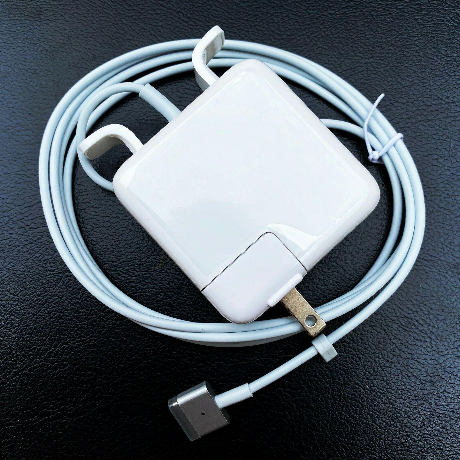 "New Charger Replacement 11"" 13"" MagSafe 2 Power Adapter"