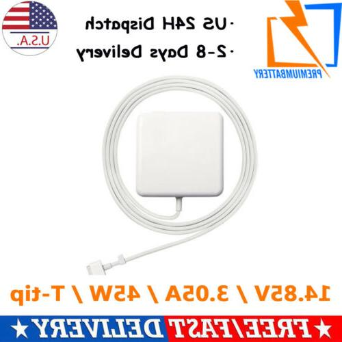 45w power adapter charger for apple macbook