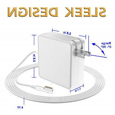Power Adapter charger for Apple MacBook A1330 A1278 60W