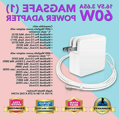 new 60w ac power adapter charger