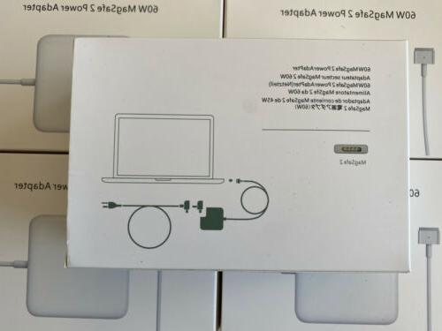 60W Charger MagSafe2 Charger For Macbook A1502 A1435