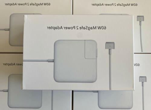 60w wall charger t tip magsafe2 ll