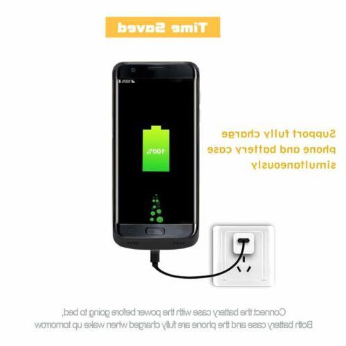 8500mah Power Battery For Samsung S8Plus