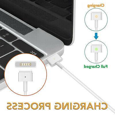 "45W 14.85V Power Cord Apple Macbook 11"" A1466"