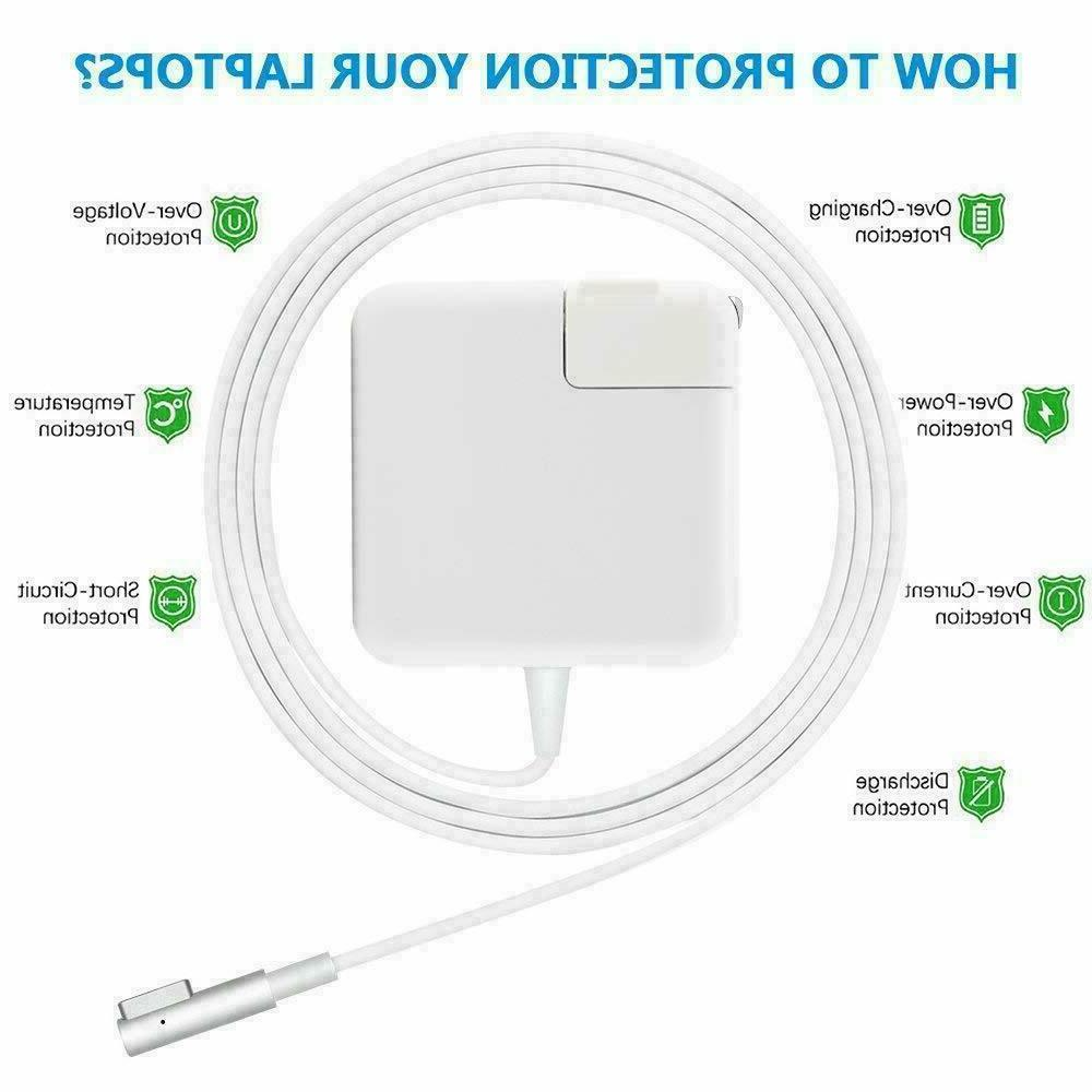 """85W Power Adapter For 13"""" 15"""" 2012 L-tip"""