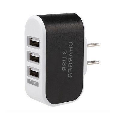 8Pcs Wall To USB Power Adapter