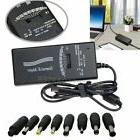 8Tips Universal Battery Charger AC Adapter Power Supply for