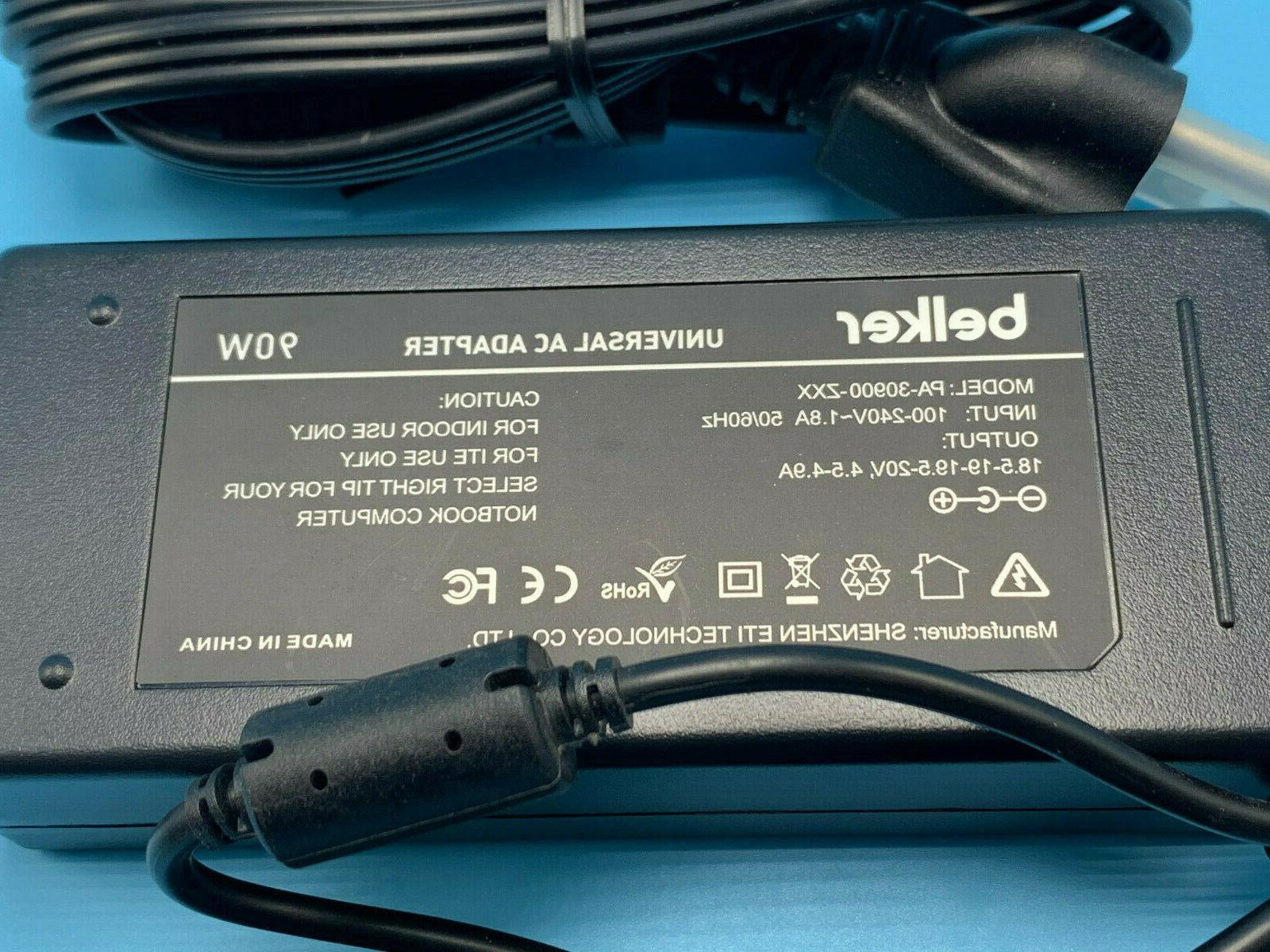 Belker 90W Ac Laptop Adapter HOVERBOARD