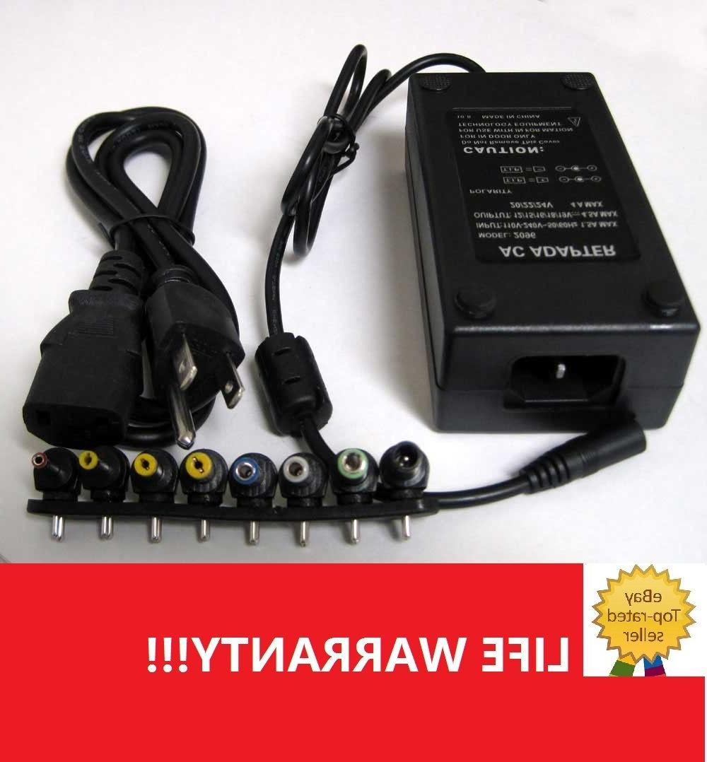 D04 Universal Power Battery Charger 90W Laptop AC Adapter fo
