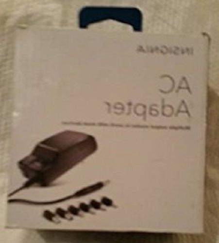 Insignia- AC Laptop Power Adapter Black - New