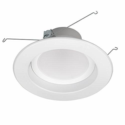 LB13114 5/6 LED Downlight Retrofit Recessed Fixture, High Soft Lumens, Lighting LED Ceiling Light, Dimmable