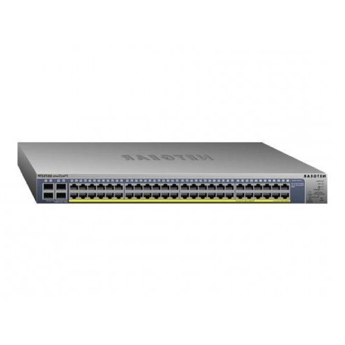 NETGEAR GS752TP-100NAS 48-Port Gigabit Ethernet Smart Manage