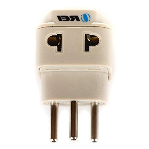 OREI Grounded in Plug Type for & WP-J-GN