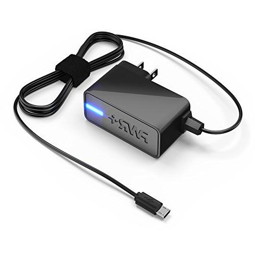Pwr+ Extra Long 6.5 Ft AC Adapter 2.1A Rapid Charger for Sa