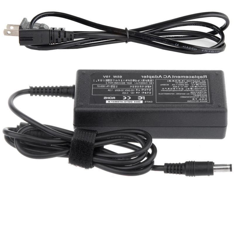ac adapter charger for toshiba satellite c655