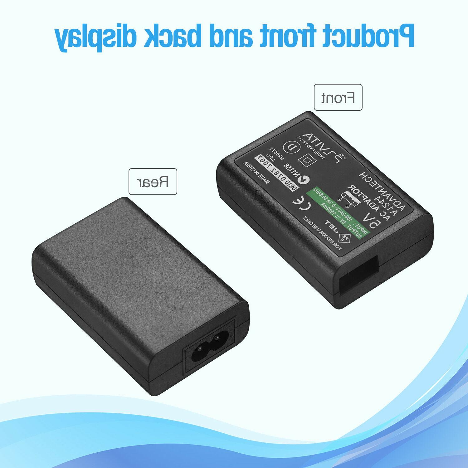 Wall AC Power Adapter USB Data Convert Charger PS PSV