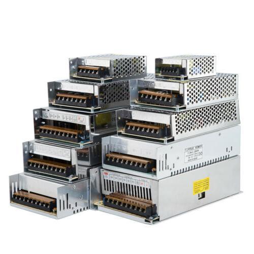 AC 110V-220V 12V Power Supply Driver LED Light