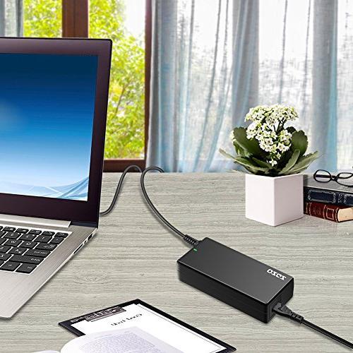ZOZO AC Laptop for Dell IBM Acer ASUS Fujitsu Gateway Chromebook Output 16V 18.5V 19V Cord
