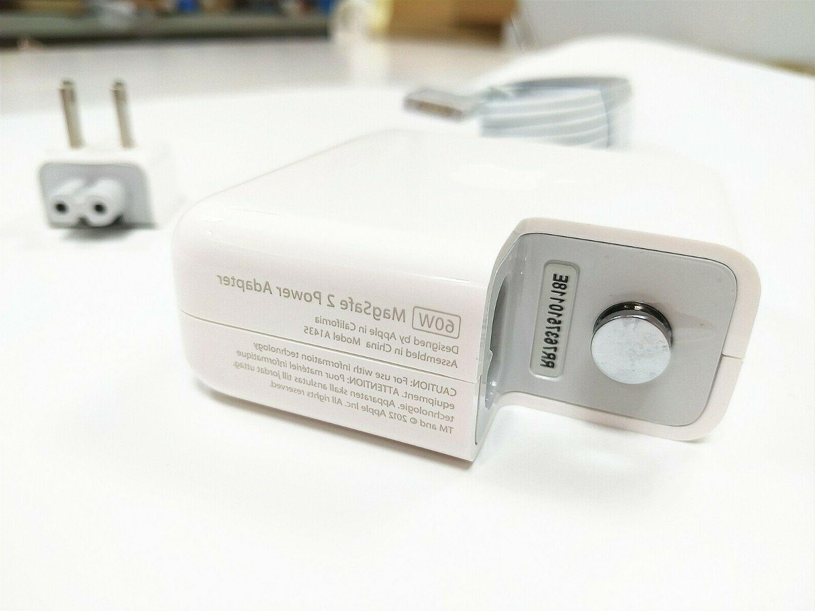 Apple 60W Power Adapter MacBook Pro display OEM