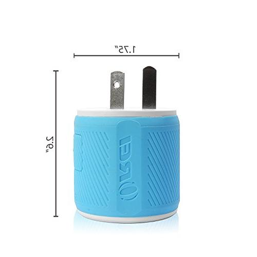 Australia, New Travel Plug by OREI + Protection - Type I , Work Camera, Laptop, Tablets, iPhone