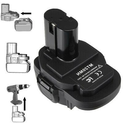 Battery Adapter Converter Convert Accessories For Makita 18V