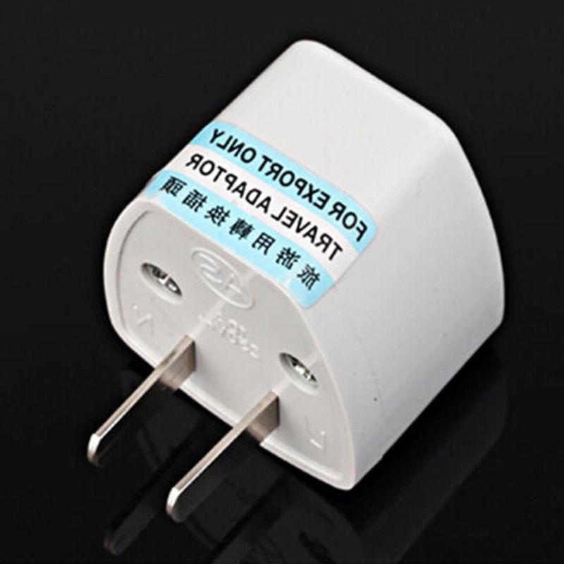 EU/UK/AU US Plug Travel Adapter Universal
