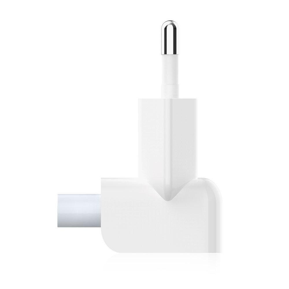 Euro Plug AC Duck Head for iPad Air Pro MacBook charger Suit