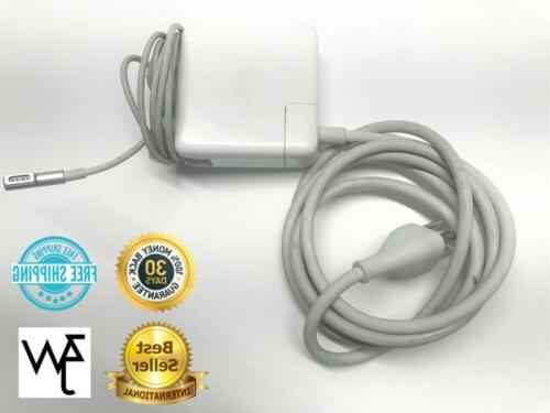 genuine magsafe 1 power adapter macbook charger