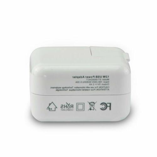 Adapter Charger for Apple iPad2 Air Charging Cable