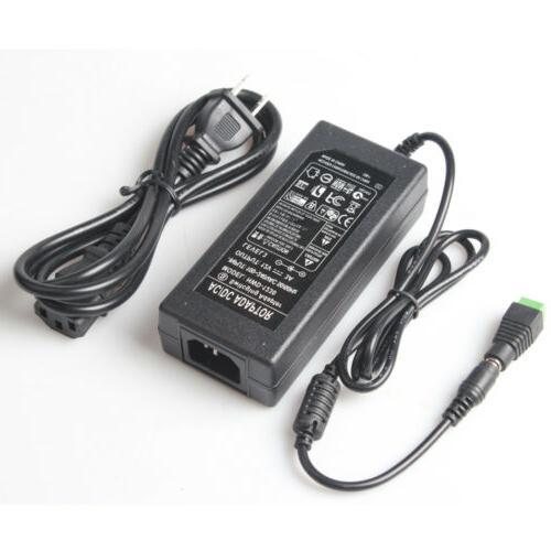 Lot AC 2-3A 6A 10A Power Supply For Strip CCTV