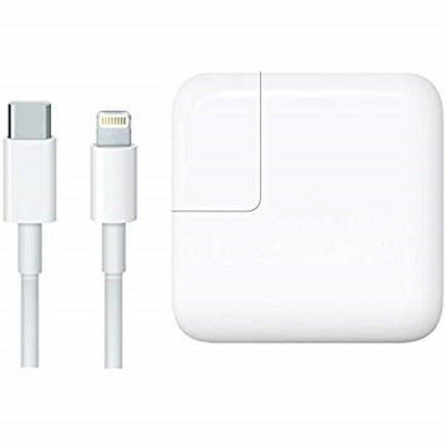 Apple 29W Power Adapter/Charger with to Origin