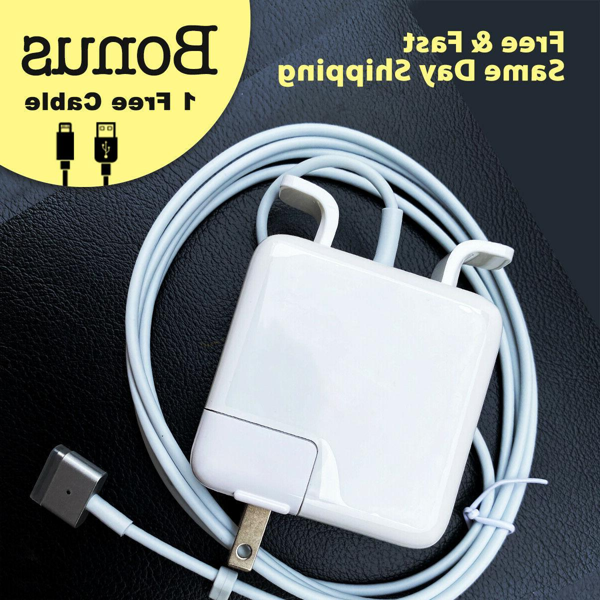 new 45w charger for replacement of macbook